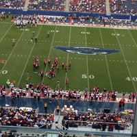 Photo taken at FAU Football Stadium by Morton L. on 11/2/2013