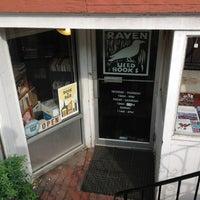 Photo taken at Raven Used Books by Nikita P. on 7/20/2013