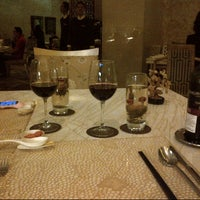 Photo taken at TABLE8 - Hotel Mulia Senayan, Jakarta by Albert O. on 1/24/2013