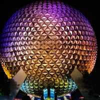 Photo taken at Epcot by Adolfo C. on 9/28/2013