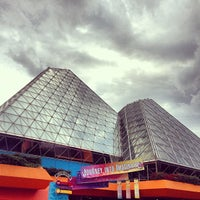 Photo taken at Imagination Pavilion by Adolfo C. on 2/25/2013