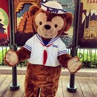 Photo taken at Duffy The Disney Bear by Adolfo C. on 6/2/2013