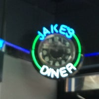 Photo taken at Jake's Diner by Lisbet C. on 7/15/2016