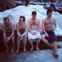 Foto tomada en Kotiharjun sauna por Ilkka S. el 2/16/2013