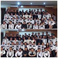 Photo taken at Nusantara Restaurant (STPB) by Kiki p. on 12/14/2013