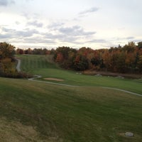 Photo taken at Autumn Ridge Golf Club by Larry R. on 10/5/2012