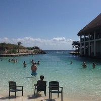 Photo taken at Occidental Vacation Club First Club Lounge At Allegro Playacar by Антон Г. on 11/15/2012