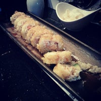 Photo taken at Aomi Japanese Steakhouse by Shelly C. on 9/29/2012