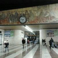 Photo taken at Firenze Santa Maria Novella Railway Station (ZMS) by CarolinaCogito E. on 10/30/2012