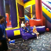 Photo taken at Pump It Up by Robert P. on 10/21/2012