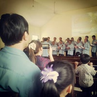 Photo taken at Morion Seventh Day Adventist Church by Lobs L. on 7/20/2013