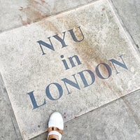 Photo taken at NYU in London Student Centre by Julie S. on 3/19/2017
