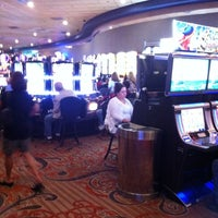 Photo taken at Cyber Quest - Coushatta Casino Resort by Jayme on 9/16/2012