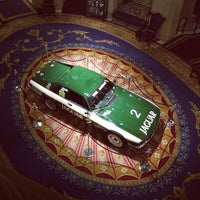 Photo taken at The Royal Automobile Club by Su B. on 1/21/2013