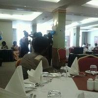 Photo taken at Sarova Panafric by Bryan B. on 12/22/2012