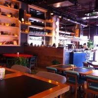 Photo taken at Kirpi Cafe & Restaurant by Esra Ö. on 2/12/2014