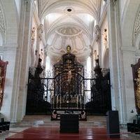 Photo taken at Hofkirche by Юлия О. on 7/27/2015
