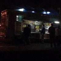 Photo taken at Mi Grullense Taco Truck by *Lee on 10/14/2013