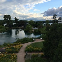 Photo taken at The Osthoff Resort by Justin K. on 7/15/2014
