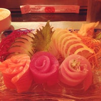 Photo taken at Butterfly Sushi by Justin K. on 7/27/2014