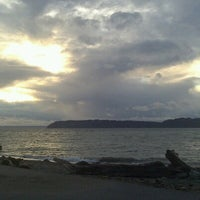 Photo taken at Mukilteo Lighthouse Park by Andrey A. on 12/3/2012