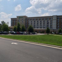 Photo taken at Holiday Inn Raleigh-Durham Airport by Jay E. on 7/17/2013