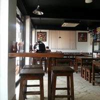 Photo taken at bhatti-tapas bar by Thomas T. on 8/9/2013