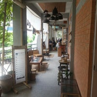 Photo taken at Karma Coffee by Thomas T. on 8/22/2014