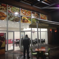 Photo taken at Campus Pizza&Fast Food by JustemBrave on 10/1/2013