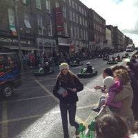 Photo taken at O'Connell Street by Gill G. on 3/17/2013