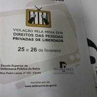 Foto tirada no(a) Defensoria Pública - Sede Canela por Larissa G. em 2/25/2013