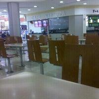 Photo taken at Food Court by Fernanda C. on 10/29/2012