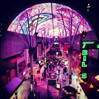 Photo taken at Fremont Street Flightlinez by Rob P. on 5/10/2013