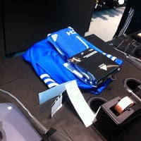 Photo taken at adidas by Rulo C. on 8/4/2013