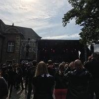 Photo taken at Schloss Broich by Martina M. on 7/1/2016