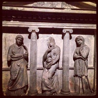 Photo taken at İstanbul Archaeological Museums by Mehmet on 2/10/2013