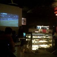 Photo taken at Oh La La Cafe by Ica on 4/1/2013