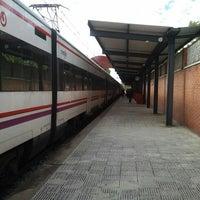 Photo taken at Cercanías La Serna by la chica y. on 11/6/2012