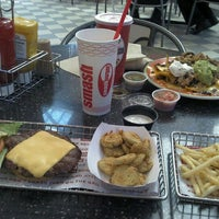 Photo taken at Smashburger by Troy N. on 12/16/2011