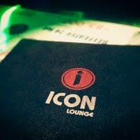 Photo taken at Icon Lounge by Jessica MK S. on 1/12/2013