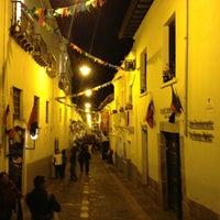 Foto tomada en La Ronda por Camilo Z. el 7/27/2013