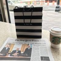 Photo taken at Starbucks by Elizabeth on 3/25/2017