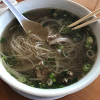 Photo taken at Pho Today by Pknbvcxsq 1. on 11/19/2016