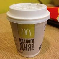 Снимок сделан в McDonald's пользователем Максим 11/3/2012
