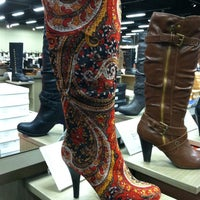 Photo taken at DSW Designer Shoe Warehouse by Ramona W. on 10/13/2012