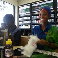Photo taken at Engen by Thapelo C. on 3/8/2013