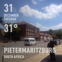 Photo taken at Pietermaritzburg (CBD) by Thapelo C. on 12/31/2013