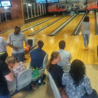 Photo taken at Let's Go Bowling by Thapelo C. on 10/22/2015