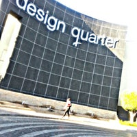 Photo taken at Design Quarter by Thapelo C. on 6/7/2013