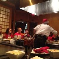 Photo taken at Peking Hibachi by Joshua S. on 12/12/2012